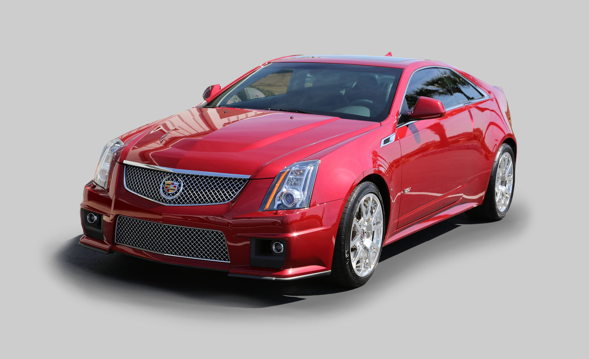 Performance Packages for the Cadillac CTS-V