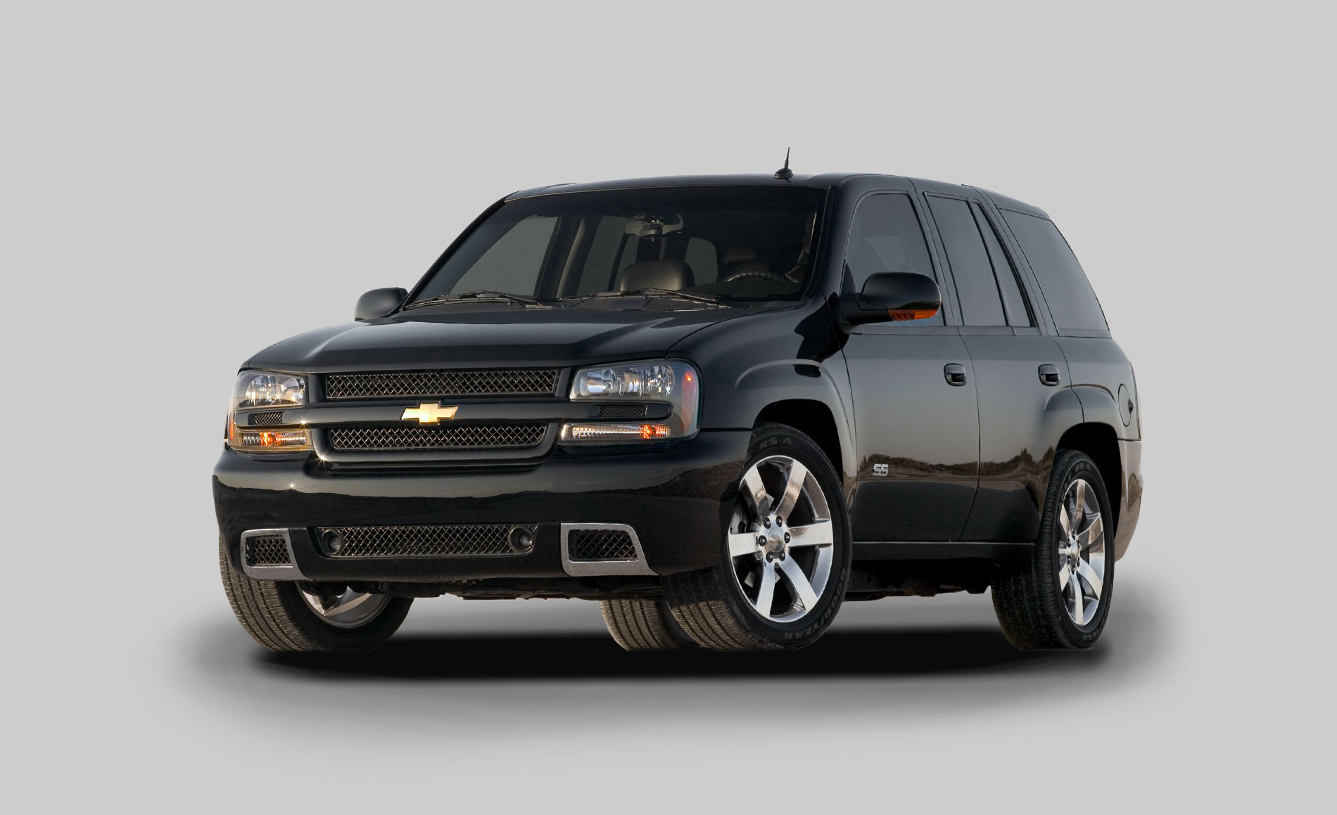 Performance Packages For The Chevrolet Trailblazer Ss
